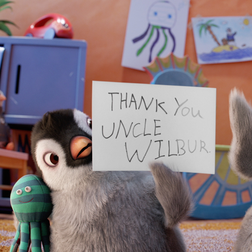 Thanks, Uncle Wilbur