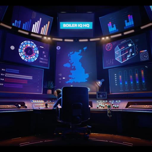 "Boiler IQ – ""Control Room"""