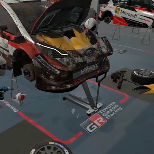 Toyota Virtual Pit Stop