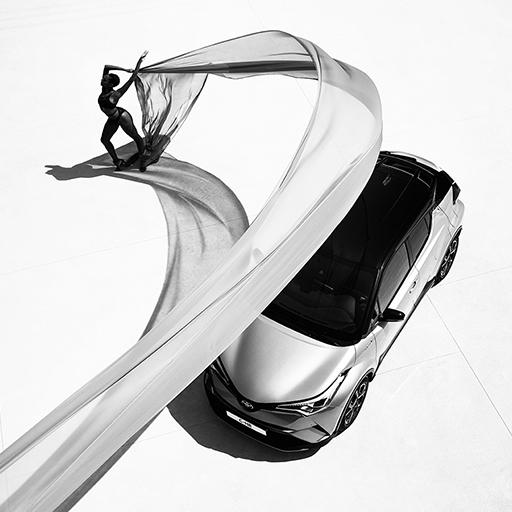 The&Partnership inszeniert Toyota ungewohnt stylish
