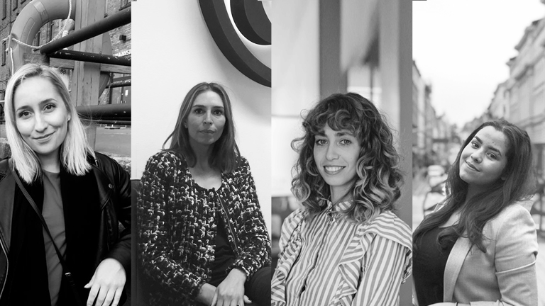 T&P welcomes Sophie, Randa, Stine & Juulia