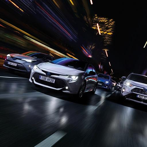 L'hybride Toyota, l'électrique sans aucune limite
