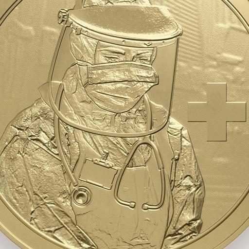 La médaille des héros