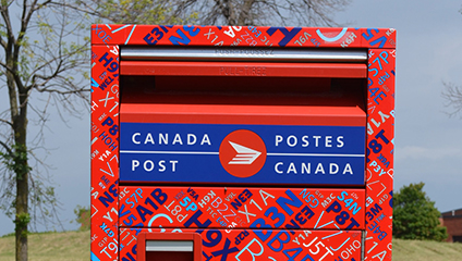 The&Partnership picks up Canada Post business