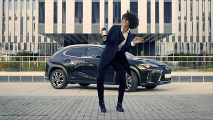 Lexus celebrates happy customers in T&P production