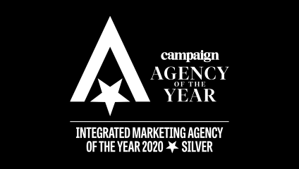 The&Partnership London wins silver for Best Integrated Marketing Agency 2020