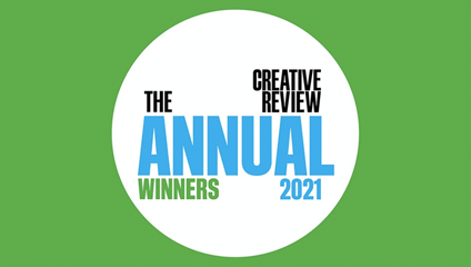 RNIB 'Design For Everyone' named a Winner in latest Creative Review Annual